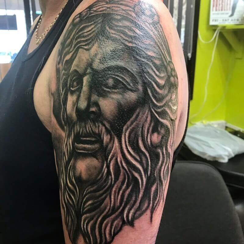 Cover Up by Steve - Tattoo Artist in Dukinfield - After